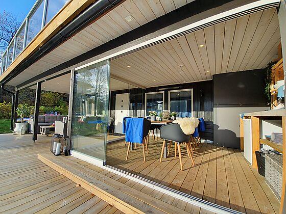 Undertak terrassegulv Light CC/60 PVC duk