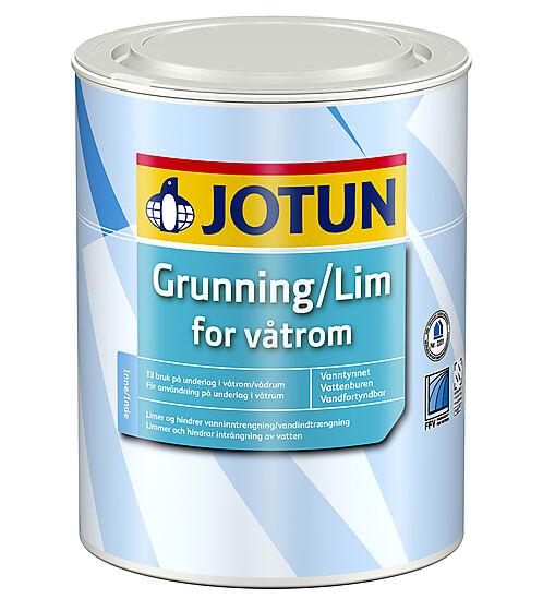 Grunning/Lim Våtrom 1 liter Jotun