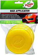 Poleringssvamp 3 Pack Wax Aplicator