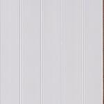 Veggplate trefiber Perlestaff Frost 11x620x2390 mm kostemalt