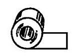 TINNBELAGT BLY  1,00X250  NOST TINNBELAGTE BLYPLATER