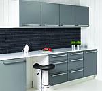 Kjøkkenplate 1066-KM99 black bruddskifer 11x620x580 mm
