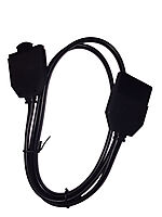 Tilkoblingsledning 0,65 m ekstra kabel til folie