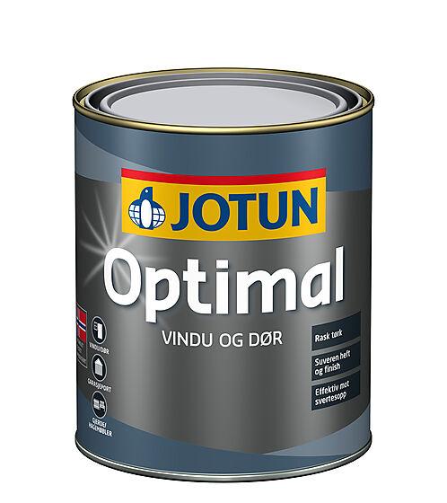 Jotun Vindu og dør hvit 0,68 liter