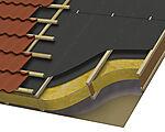 Trefiber plate Sutak 3,2x1200x2460 mm undertakplate