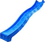 Rutsjebane blå 2,3 meter