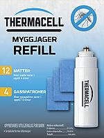 Thermacell refillR4 til myggjager 4 patroner 12 matter