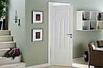 Style 04N innerdør 70x200 cm hvit