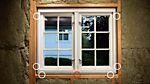 Vaterskrue FLS-HT 28x70 pakke á 25 stk for vindusmontering
