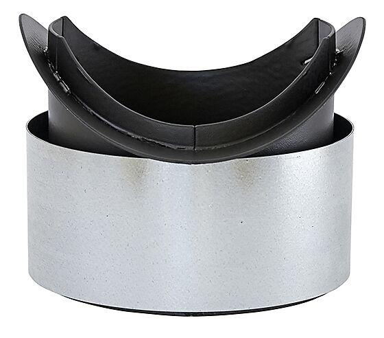 Røkinnføring ø 125/130 mm ventil