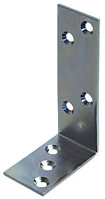 Vinkeljern 115x65 mm elforzinket pn 6142-0-03-07