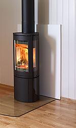 Brannmur 100X120 stables til 120, 180 El 240 cm