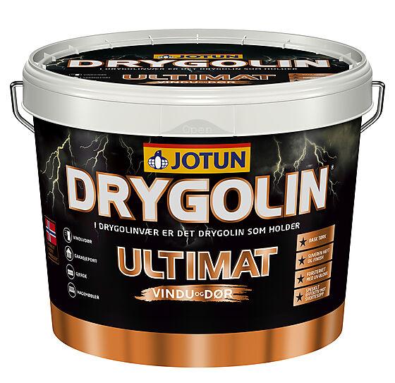 Jotun Ultimat vindu/dør hvit 2,7 liter