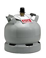 Propanflaske u/ gass 5 kg