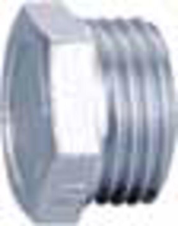 plugg g10   (3/8) forkrommet