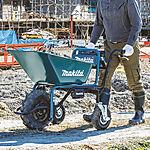 Trillebår DCU180Z 2x18V