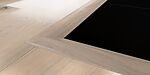 Nivålist massiv eik 15/58x21x2400 mm Springfield/Antium