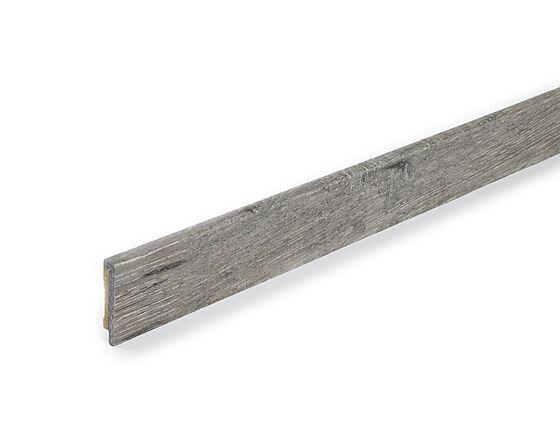 Sokkellist vinyl 2000x12x48 40037 classic plank-grå eik heritage