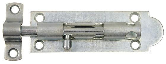 Skåte bolt 105 mm elforzinket  KP PN 5111-0-03-07