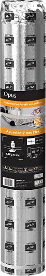 Gulvunderlag Aquastop flex 2 mm