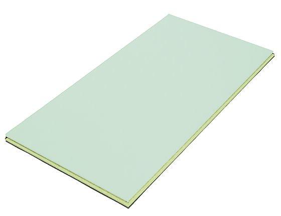 Tak-ess hvit 12x620x1220 mm sponplate tak