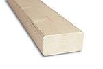 Forskalingsbord C14 48x98 mm ubehandlet gran