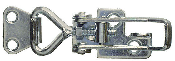 Kasselukkebeslag 65-76 mm rustfri