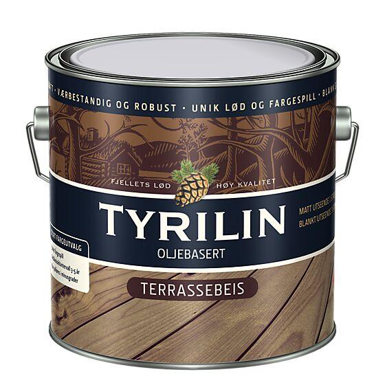 Terrassebeis base gul 2,7 liter