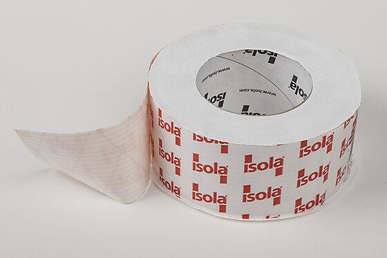 Tape dampsperre flex 60 isola isola60 mmx25 meter