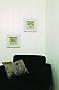 Sponplate vegg fas 6 bord hvit 12x620x2390 mm KM