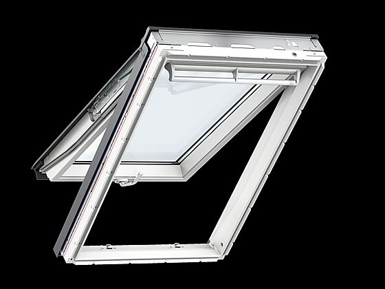 Takvindu topphengslet 78x140 cm vedlikeholdsfritt 3 Lags isolerglass