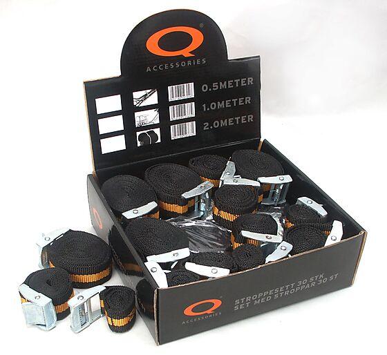 Q-tools jekkestropp 0,5 m