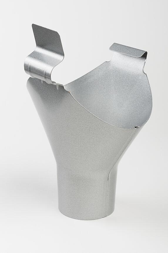 tappestykke stål 125/75mm