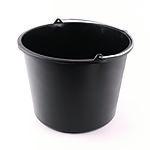 Murebøtte sort 20 liter