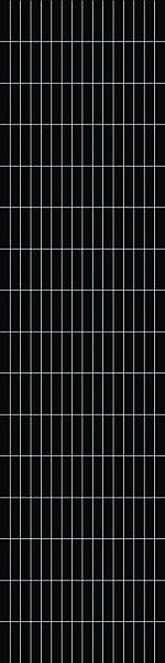 Kjøkkenplate 62000462 sort skifer 3,75X15 cm 3x120x60mm
