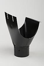 Tappestykke stål sort 150 mm