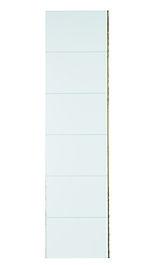 Baderomsplate 3091-F01 denver white høyglans flis 60x40 cm 11x620x2400 mm