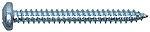 NKT plateskrue kuna a4 pan 4,2x19 bk
