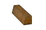 Justert lekt 15° 48x48 mm royalimpregnert brun rb.10 furu