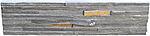 Forbl.Stein Sw Smalstr  S/R 40 X10Cmstone Wall Smalstripet Panel