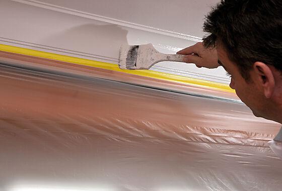 Easy Cover dekkfolie og maskeringstape 33 m x 210 cm