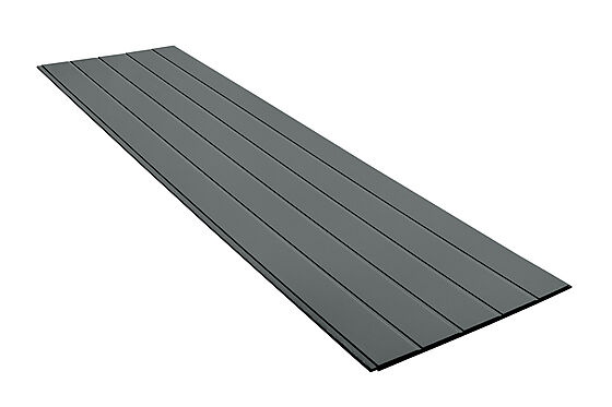 Panel st pau blue 5 bord 11x620x2390 mm