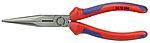 Spisstang 26 12 200 SB med skjær comfort 200 mm knipex