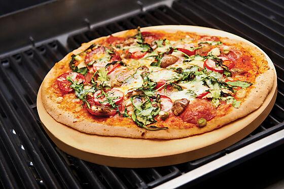 Pizzastein rund