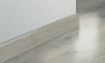 Sokkellist 14x58 mm moderne grå eik
