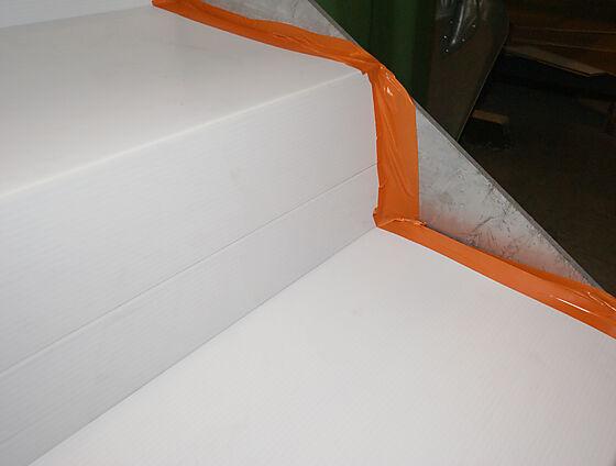 Beskyttelsesplast 3x1220x2440 mm Isocover