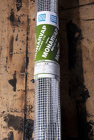 Dampsperre monarvap reflex 110 2,8x25 meter