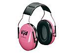 3M Peltor Kid Hørselvern neon rosa