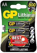 Batteri lithium AA 1,5 volt
