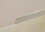 Sokkellist 60/14 mm ask hvit